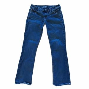 Silver Jeans Size 29 Suki Mid Slim Boot Jeans